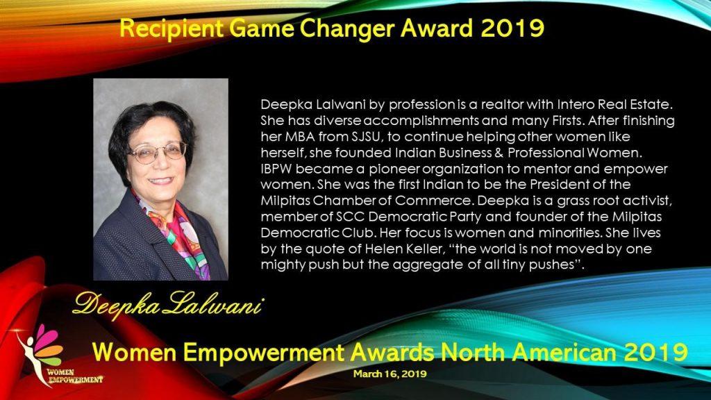 Deepka_Award Pic